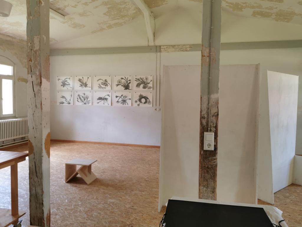 Workshop und Ausstellung